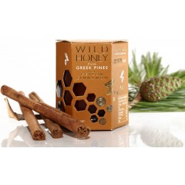 Karpos Co. Wild Honey with Ceylon Cinnamon 250g